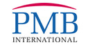 Logo PMB International GmbH in Baar